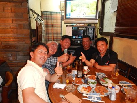 森圭一郎選手、チヌ王座2連覇祝勝会_f0175450_18113983.jpg