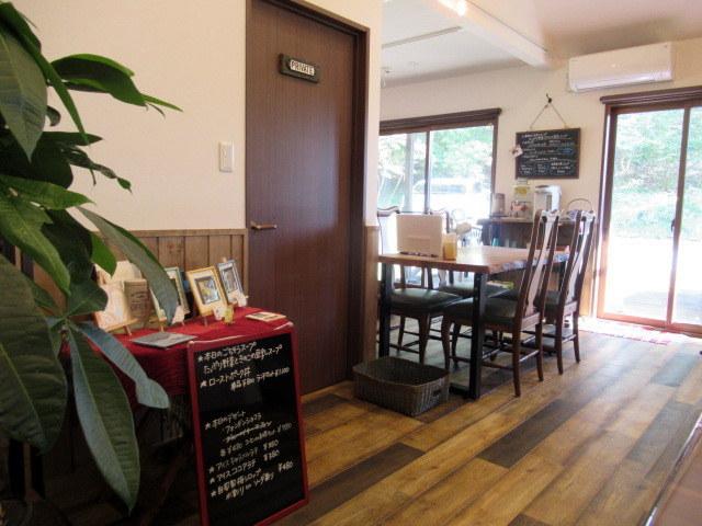 Cafe「f」フォルテ 軽井沢 * 酵素玄米カレーのランチセット♪_f0236260_17341312.jpg
