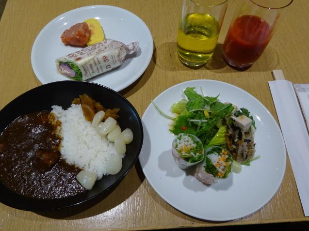 たった26時間の台北 (1) JALチェックイン、サクララウンジ_b0405262_22430028.jpg
