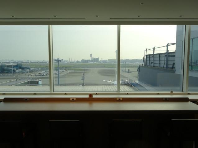 たった26時間の台北 (1) JALチェックイン、サクララウンジ_b0405262_22451163.jpg