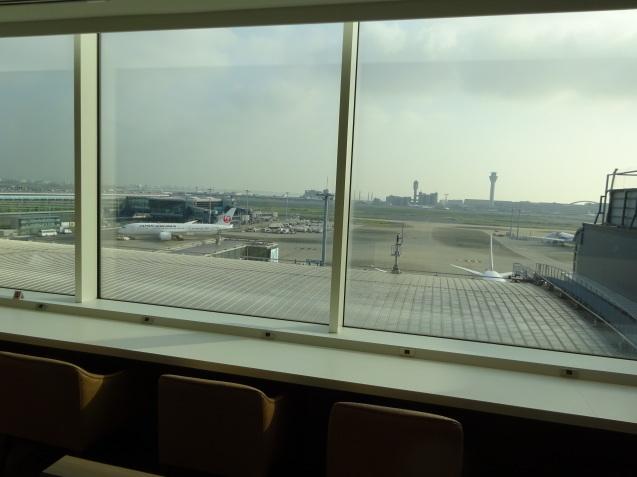 たった26時間の台北 (1) JALチェックイン、サクララウンジ_b0405262_22463171.jpg