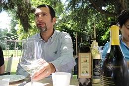 10/5 南ア×イタリア ワイン会開催しました!_b0016474_06355106.jpg