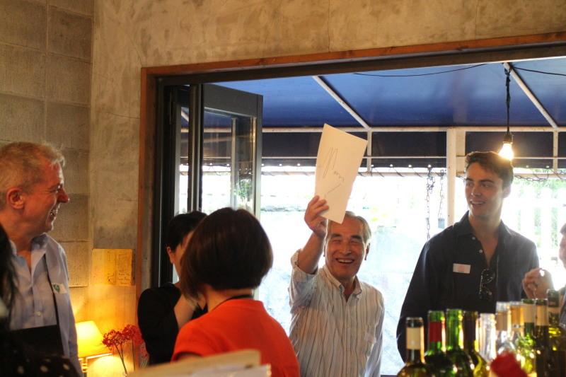 10/5 南ア×イタリア ワイン会開催しました!_b0016474_09361855.jpg