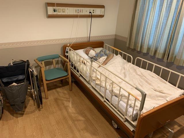 入院再び。_e0133780_20274810.jpg