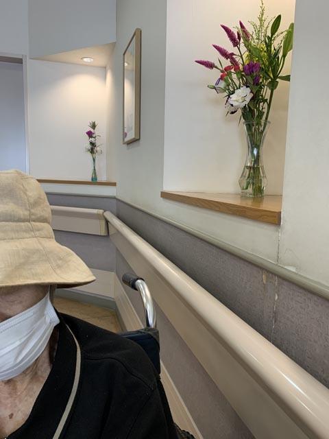 入院再び。_e0133780_20290585.jpg