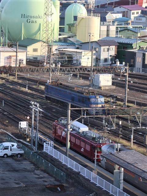 藤田八束の鉄道写真@貨物列車が大活躍、貨物列車と観光事業の組み合わせは成功するか、鉄道で観光事業を立ち上げる_d0181492_20403579.jpg