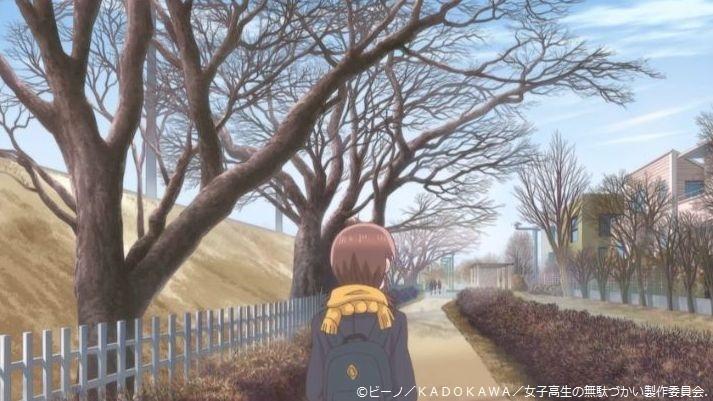 「女子高生の無駄づかい」舞台探訪011 第11話「ゆめ」より _e0304702_07530364.jpg