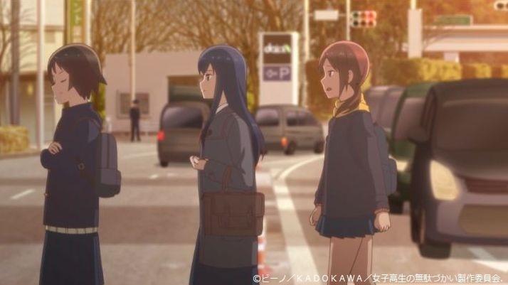「女子高生の無駄づかい」舞台探訪011 第11話「ゆめ」より _e0304702_07571675.jpg