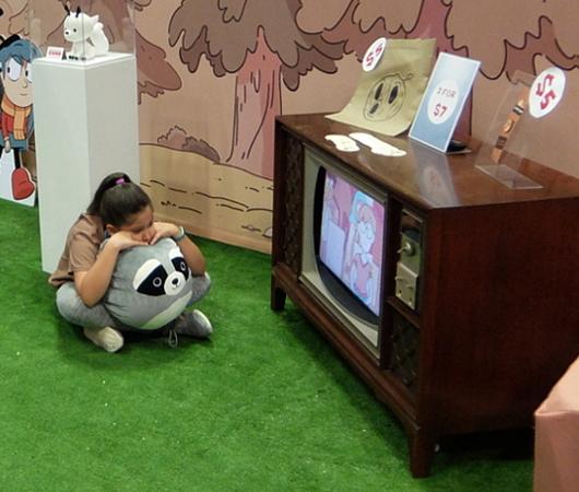 """NYCC2019、宮崎駿を感じさせる⁉Netflixの注目アニメ""""Hilda""""(ヒルダ)_b0007805_07175463.jpg"""