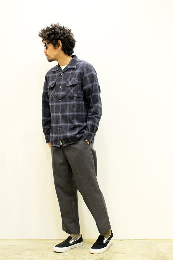 "Necessary or Unnecessary "" OPEN SHIRT \""_b0122806_13295535.jpg"