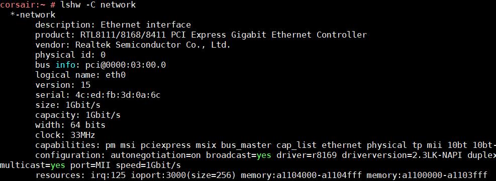 SUSE Linux でハードウェアやソフトウェアの情報を調べる_a0056607_12195916.png