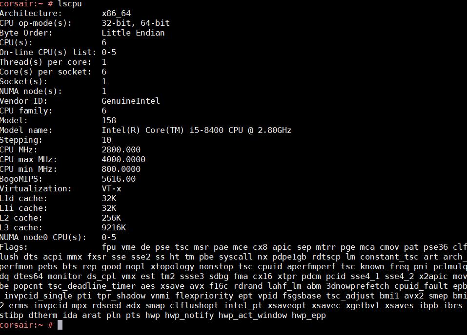 SUSE Linux でハードウェアやソフトウェアの情報を調べる_a0056607_12254574.png
