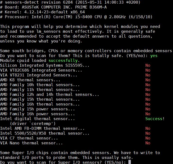 SUSE Linux でハードウェアやソフトウェアの情報を調べる_a0056607_12313704.png