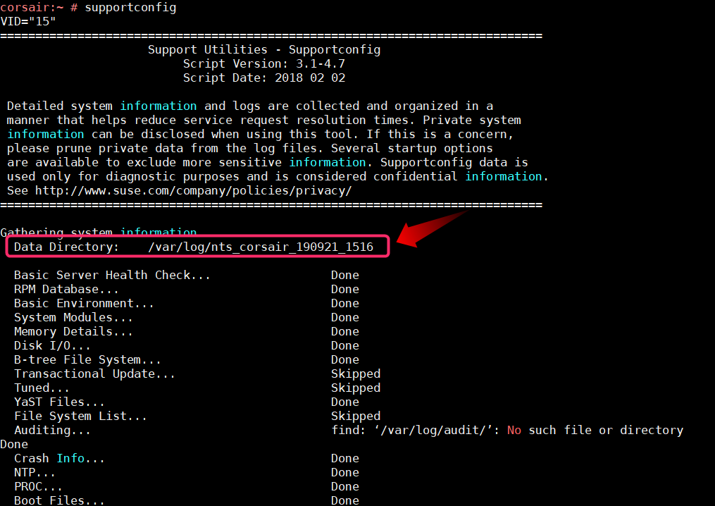 SUSE Linux でハードウェアやソフトウェアの情報を調べる_a0056607_12331012.png