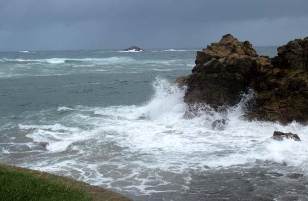 丹後半島めぐり3 丹後の海岸とコウノトリと出石城_e0048413_21100051.jpg