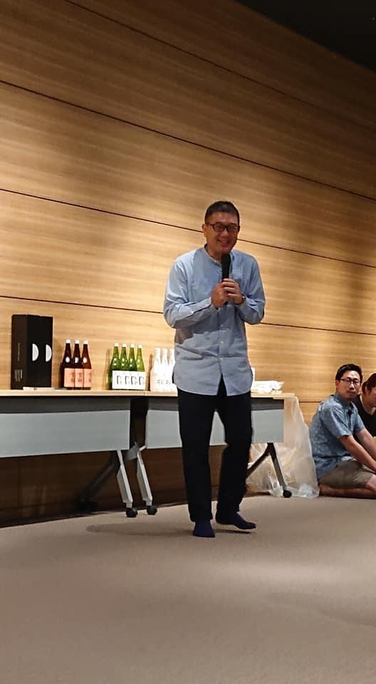 日本酒の日イブで乾杯!!_a0126418_20015659.jpg