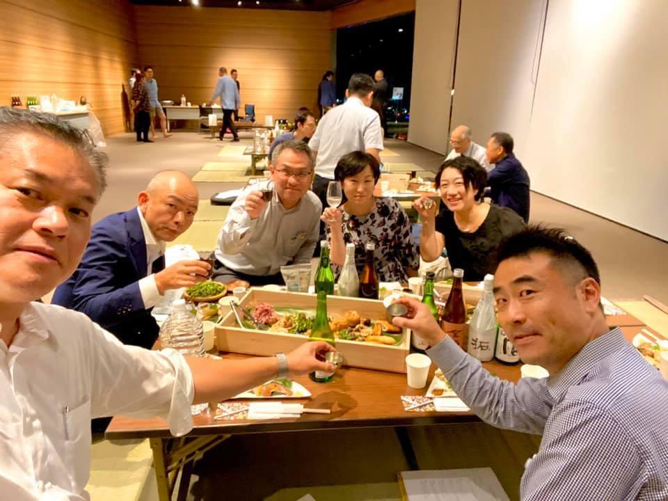 日本酒の日イブで乾杯!!_a0126418_20031570.jpg