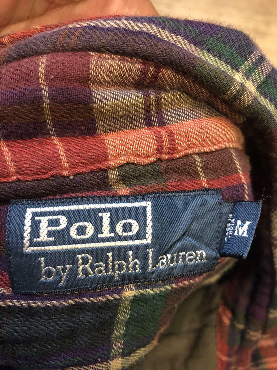 10月8日(火)入荷! POLO RALPH LAUREN チンスト シャツ!_c0144020_13533431.jpg