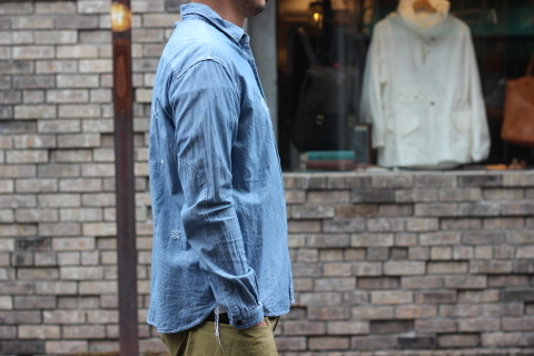 "「another 20th century」 ヴィンテージ感あふれる ""Artwork Ⅱ Vintage chambray XXX\"" ご紹介_f0191324_08075862.jpg"