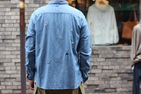 "「another 20th century」 ヴィンテージ感あふれる ""Artwork Ⅱ Vintage chambray XXX\"" ご紹介_f0191324_08082080.jpg"