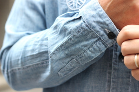 "「another 20th century」 ヴィンテージ感あふれる ""Artwork Ⅱ Vintage chambray XXX\"" ご紹介_f0191324_08090590.jpg"