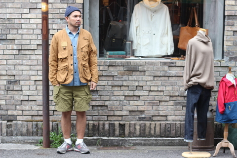 "「another 20th century」 ヴィンテージ感あふれる ""Artwork Ⅱ Vintage chambray XXX\"" ご紹介_f0191324_08100205.jpg"
