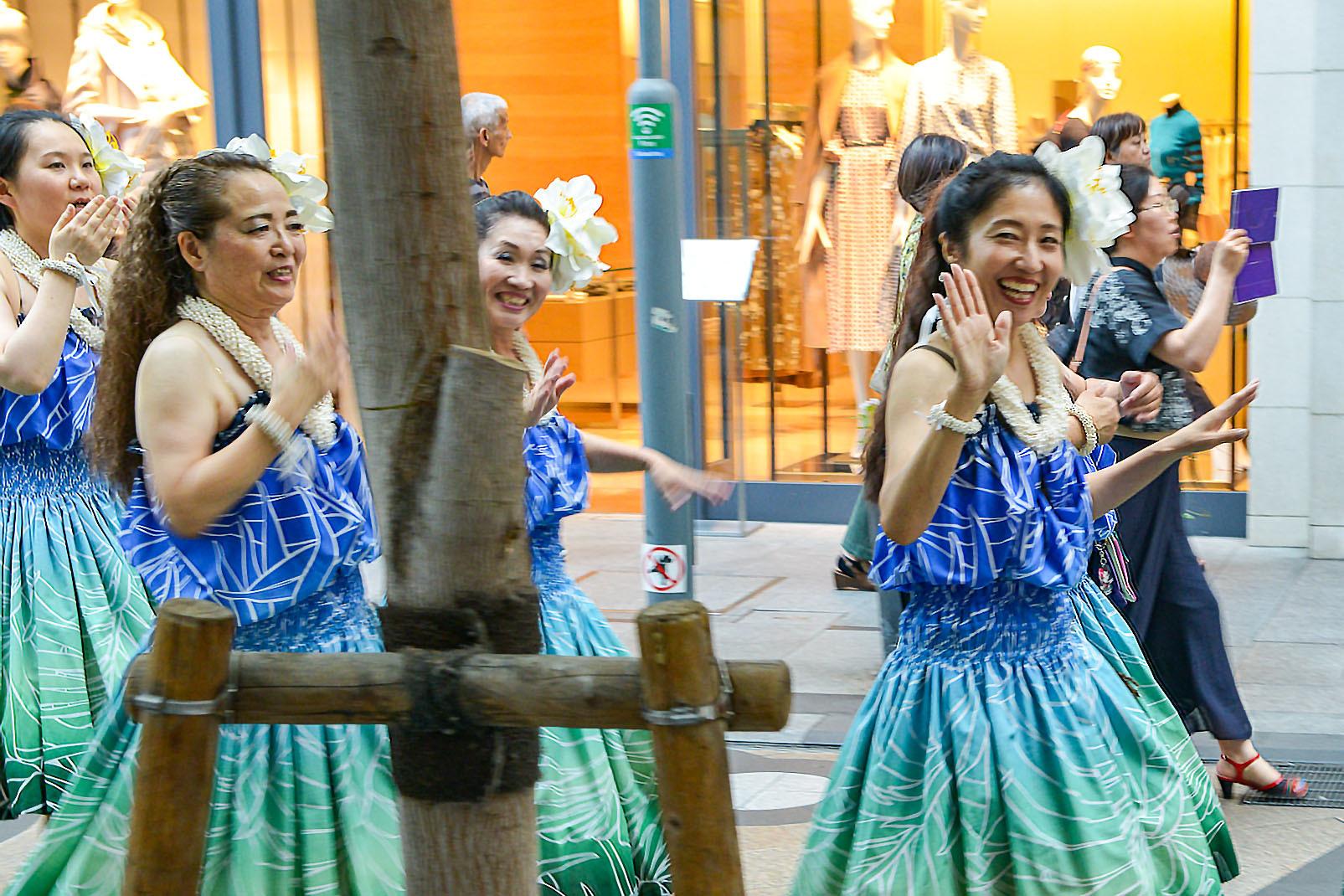 高松フラストリート 2019 たっきーフラスタジオ プルメリア 花 ステージ ⑦ PM 最終回_d0246136_19245916.jpg