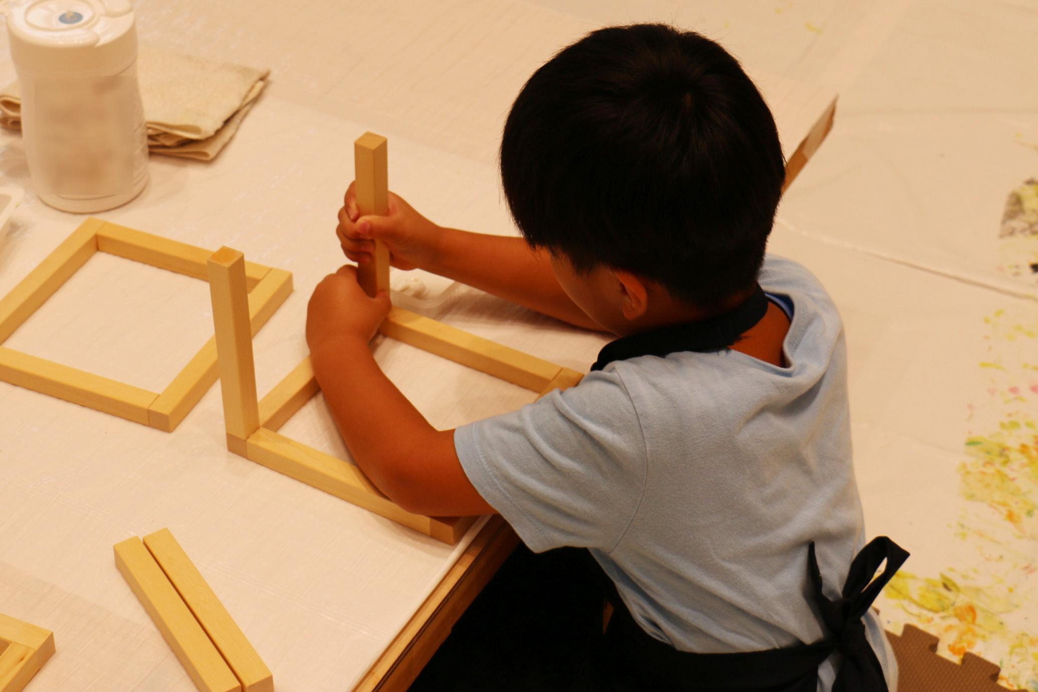 ワークショップ「立体造形に挑戦」を開催しました_c0222139_16101811.jpg