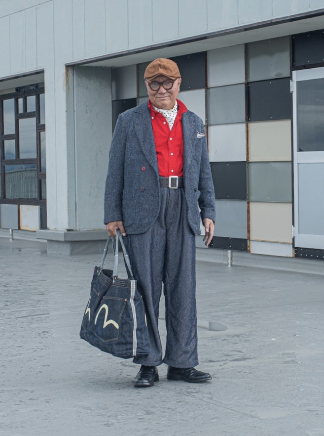 ファッション誌 CLUTCH の 取材_a0154045_22170057.jpeg