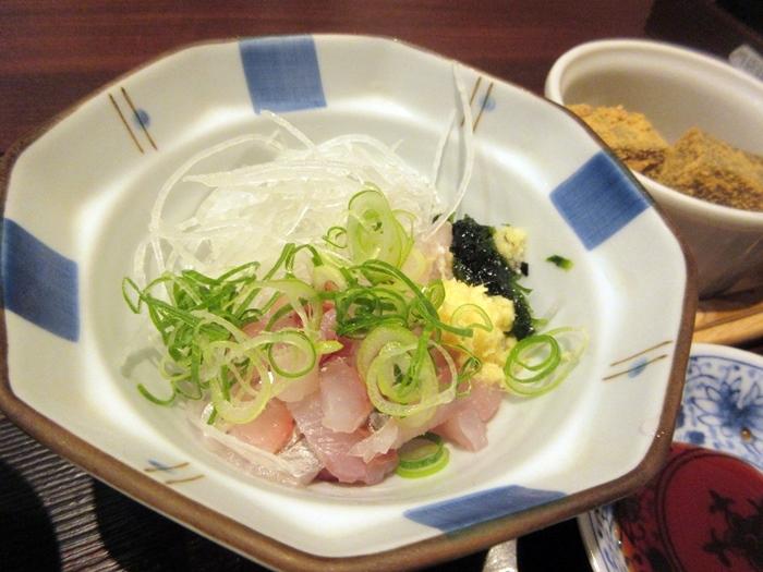 【いろはな】健診前の湘南丼(シラス丼)セット_b0009849_17544745.jpg