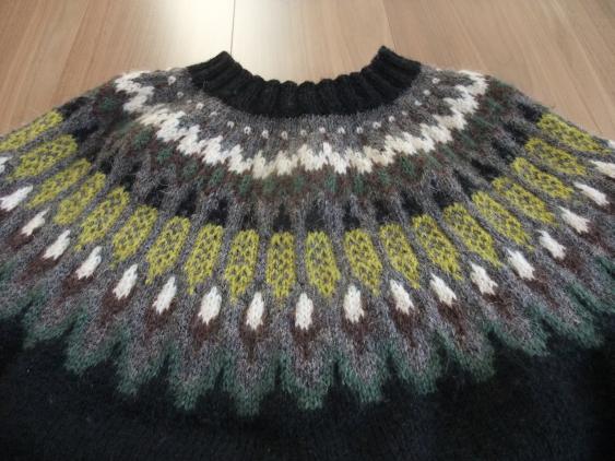 去年作り始めたセーターが完成していました。_e0031249_12352847.png