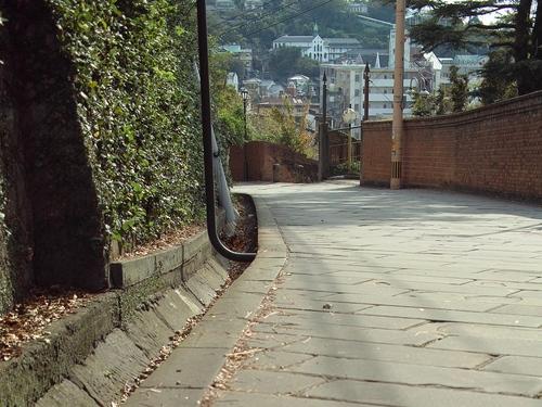 ばってん長崎くんちの中日・・・長崎さるくの十人町_d0005250_19112319.jpg