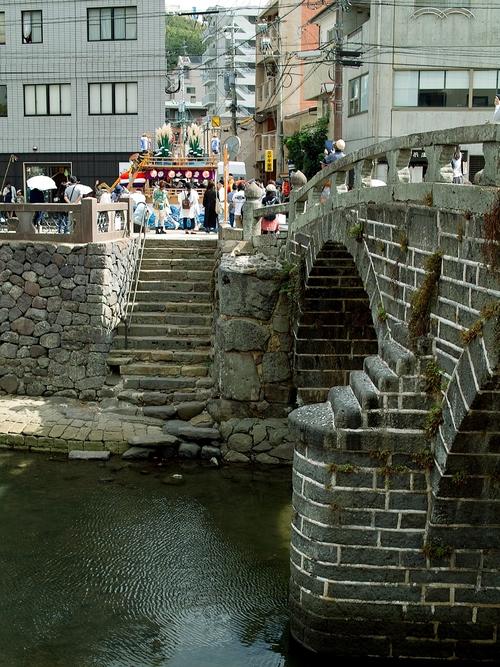 ばってん長崎くんちの中日・・・長崎さるくの十人町_d0005250_196823.jpg