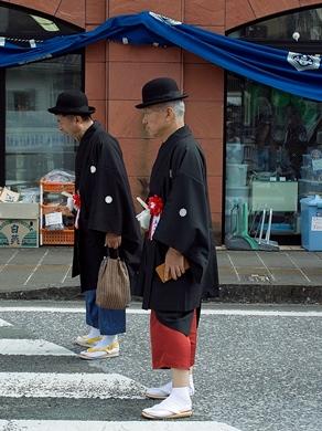 ばってん長崎くんちの中日・・・長崎さるくの十人町_d0005250_199039.jpg