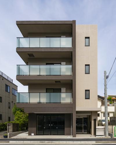 横浜市の店舗付き賃貸マンションが竣工しました!_e0118750_09222029.jpg