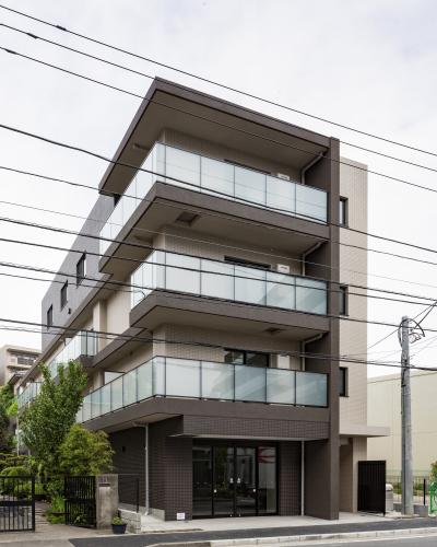 横浜市の店舗付き賃貸マンションが竣工しました!_e0118750_09225104.jpg