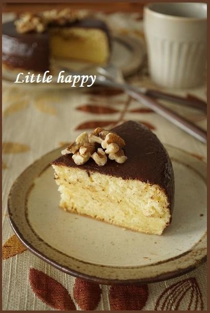 ケーキのようなホットケーキを作る!_d0269651_16590514.jpg