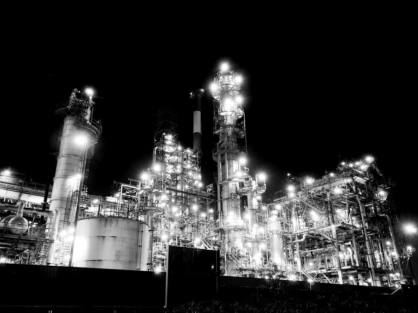 夜も更けて         工場撮影_c0294553_06155635.jpg