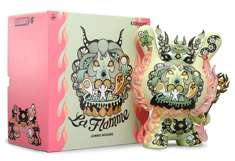 """8\"""" La Flamme Dunny by Junko Mizuno_e0118156_23240951.jpg"""