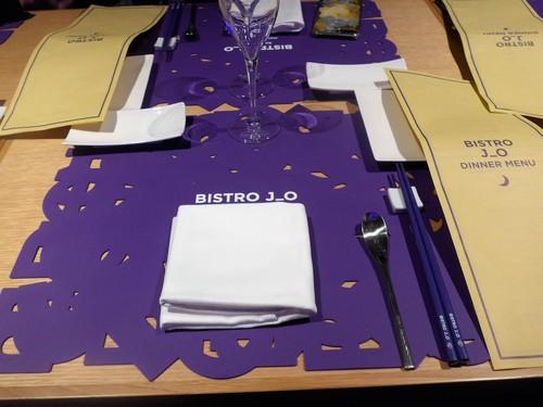 銀座「BISTRO J_O」へ行く。_f0232060_1346521.jpg