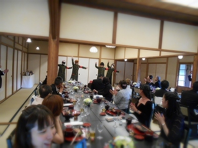 横浜三渓園の結婚式・披露宴_c0200361_23491754.jpg