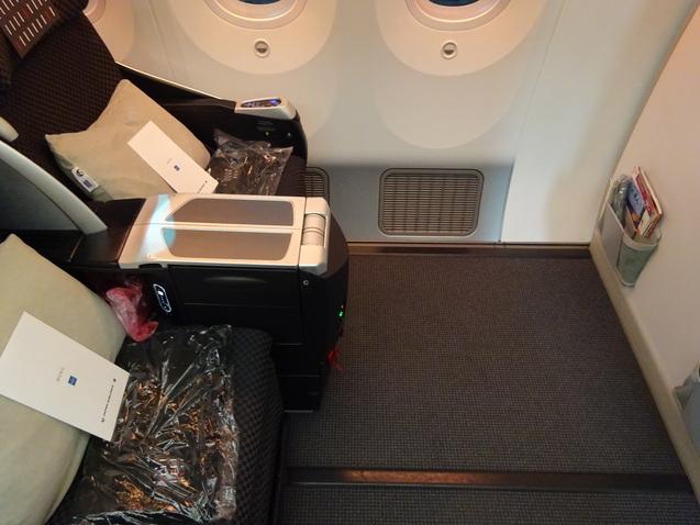 たった26時間の台北 (2) JAL97便、マンダリンオリエンタル台北_b0405262_23341682.jpg