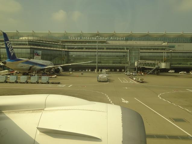 たった26時間の台北 (2) JAL97便、マンダリンオリエンタル台北_b0405262_23345658.jpg