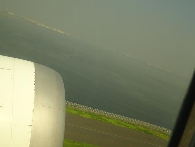 たった26時間の台北 (2) JAL97便、マンダリンオリエンタル台北_b0405262_23354012.jpg