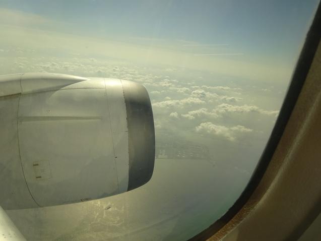 たった26時間の台北 (2) JAL97便、マンダリンオリエンタル台北_b0405262_23355926.jpg