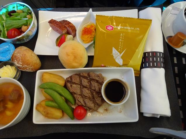 たった26時間の台北 (2) JAL97便、マンダリンオリエンタル台北_b0405262_23363421.jpg