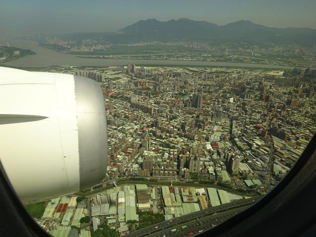 たった26時間の台北 (2) JAL97便、マンダリンオリエンタル台北_b0405262_2338222.jpg