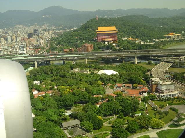 たった26時間の台北 (2) JAL97便、マンダリンオリエンタル台北_b0405262_23382819.jpg