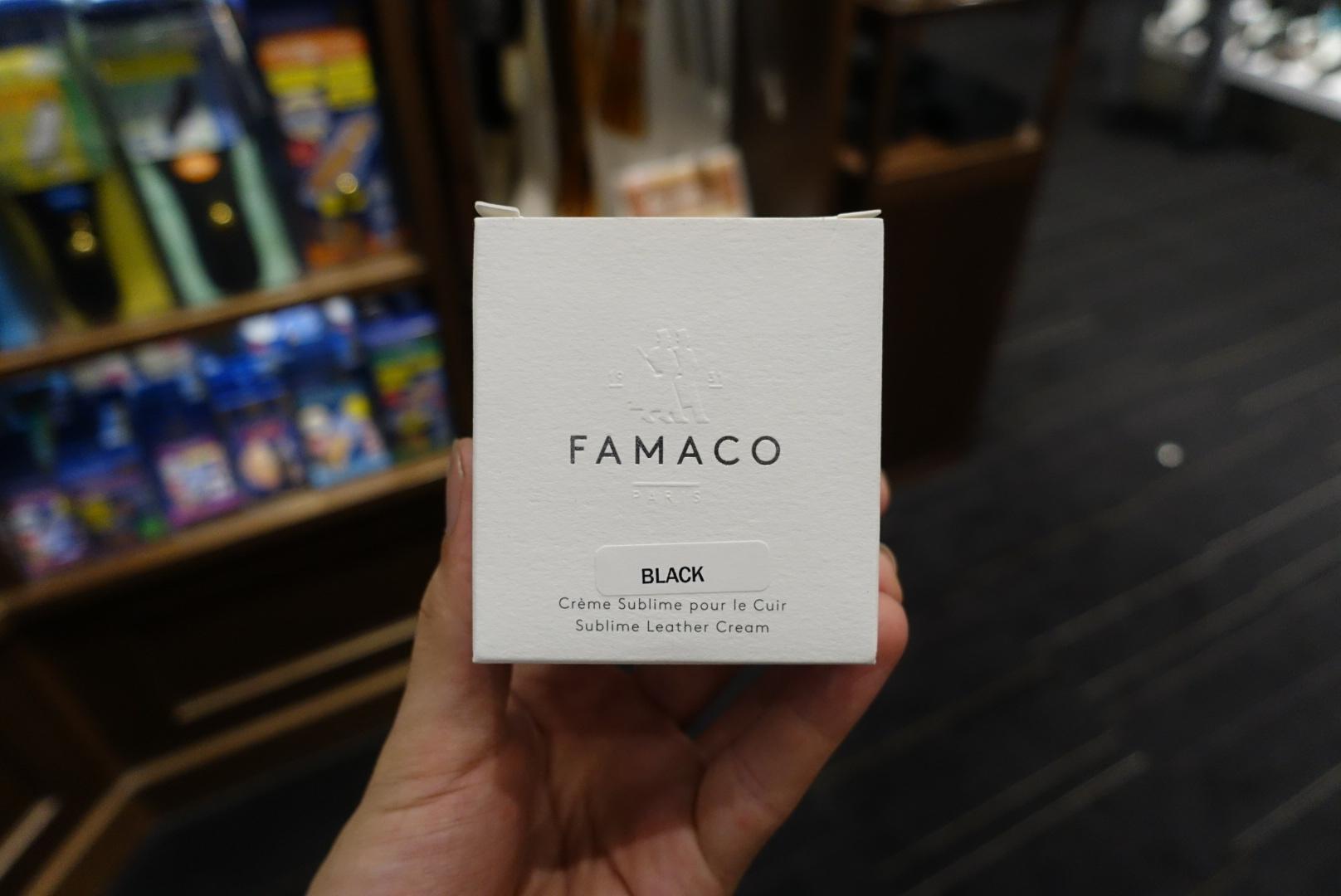 FAMACO1931・サブライムレザークリーム_f0374162_16445946.jpg