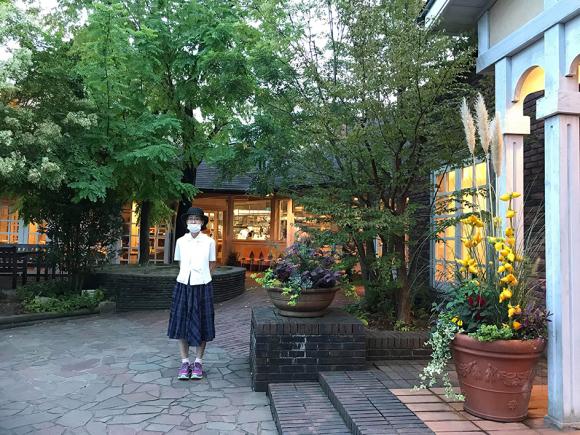 メディカルアロマ滋賀校&クラブハリエ_b0107163_21255815.jpg